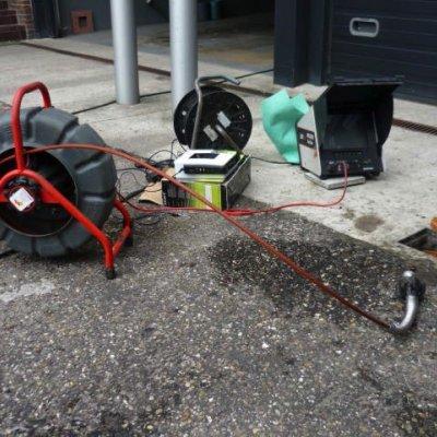 Camera-inspectie riolering